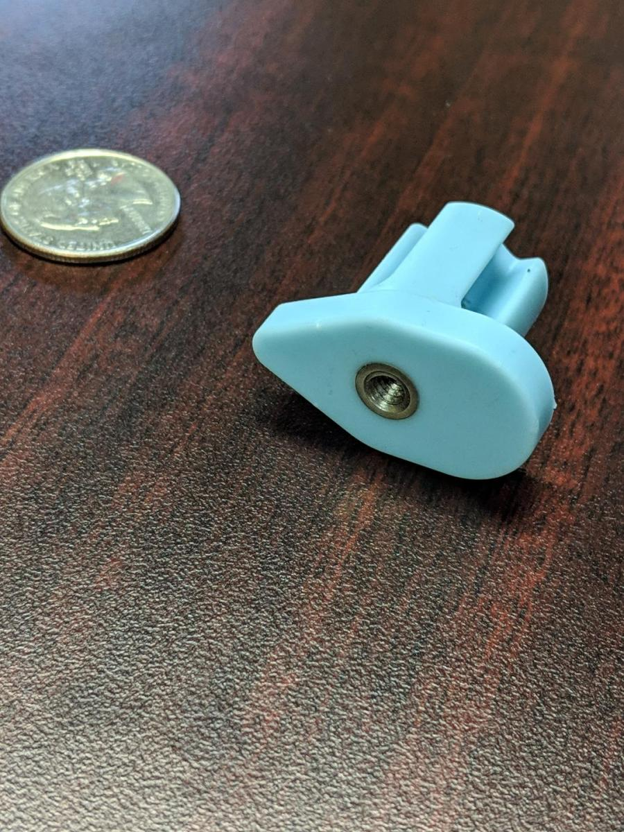 Metal Inserts within Plastic, Rubber or Silicone Molded Parts