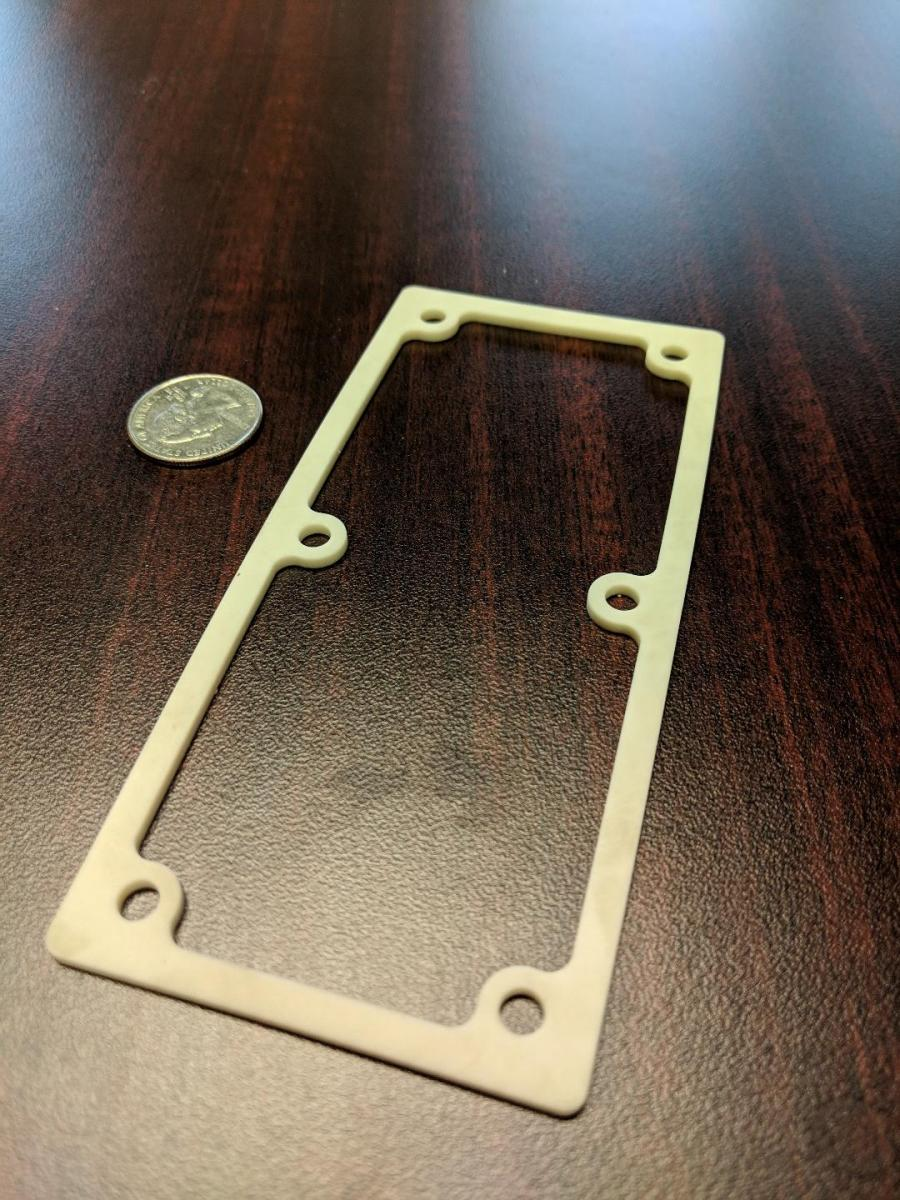 Liquid Silicone Injection Molded Parts