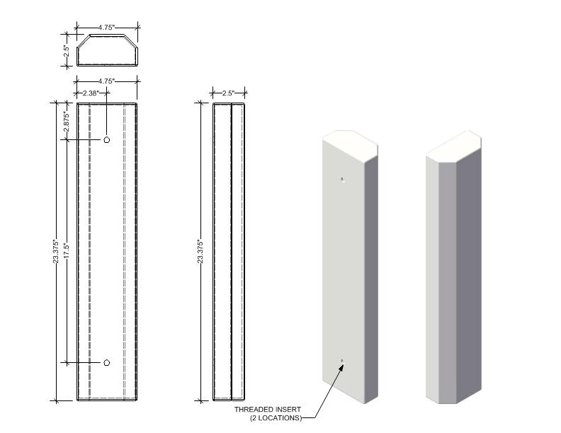 Beveled-Dock-Cushion-Short-Drawing